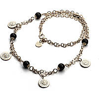 necklace woman jewellery 4US Cesare Paciotti Black Pearls 4UCL1811W