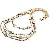 necklace woman jewellery 4US Cesare Paciotti Classic Collection 4UCL1643W