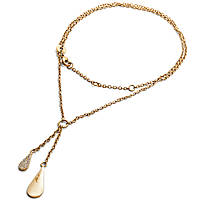 necklace woman jewellery 4US Cesare Paciotti Gold Water 4UCL2022W