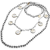 necklace woman jewellery 4US Cesare Paciotti Light Lines 4UCL1823W