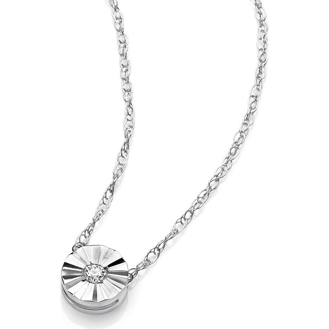 necklace woman jewellery Ambrosia AGD 002