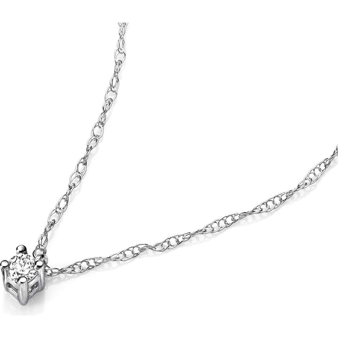 necklace woman jewellery Ambrosia AGD 005