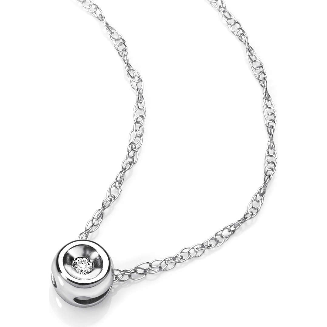 necklace woman jewellery Ambrosia AGD 007