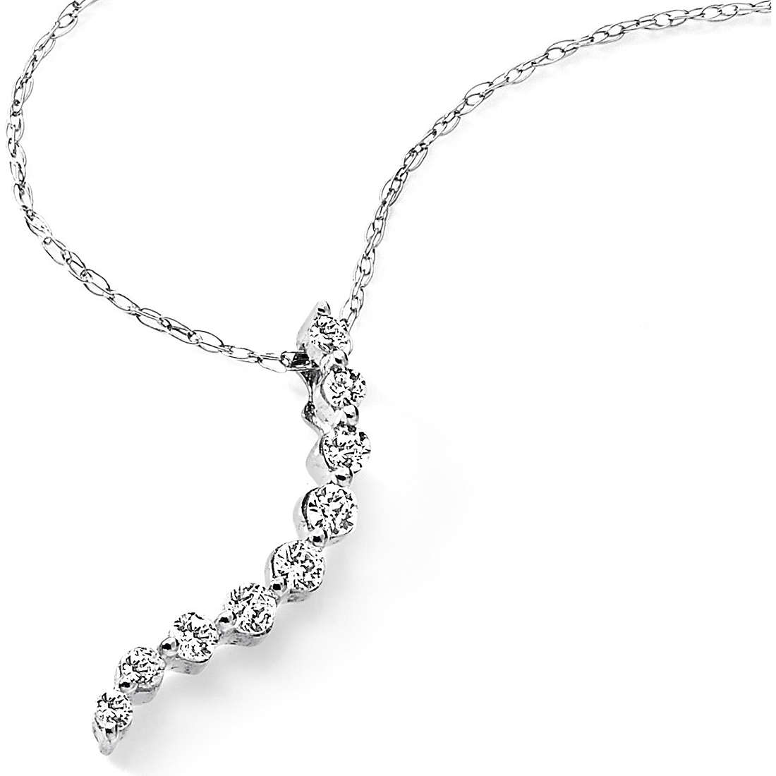 necklace woman jewellery Ambrosia AGZ 085