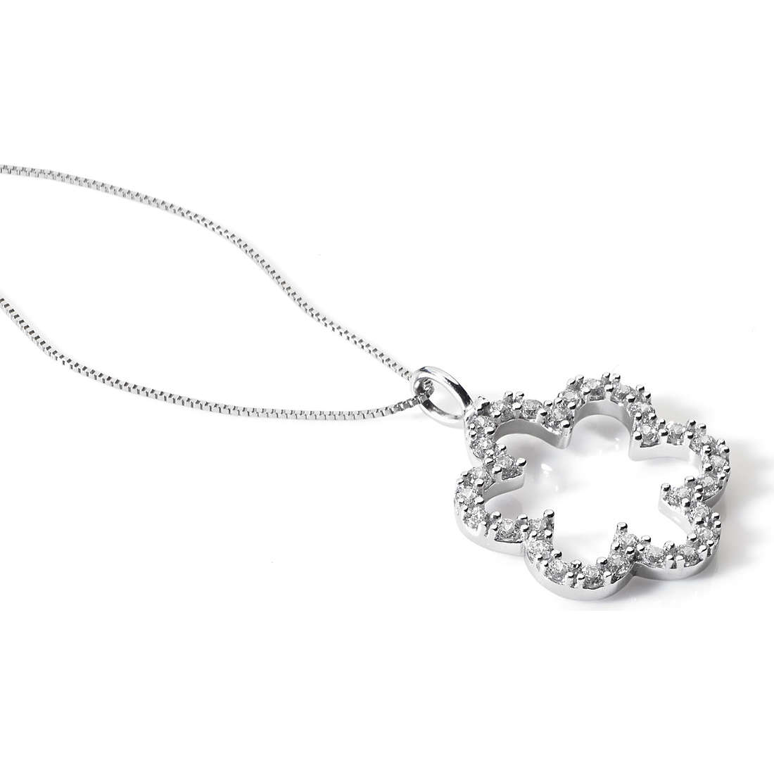 necklace woman jewellery Ambrosia Evergreen AGZ 131