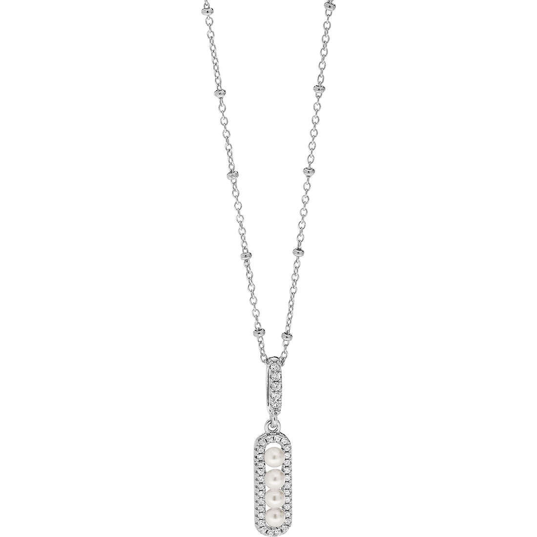 necklace woman jewellery Ambrosia Glam Love AAG 160