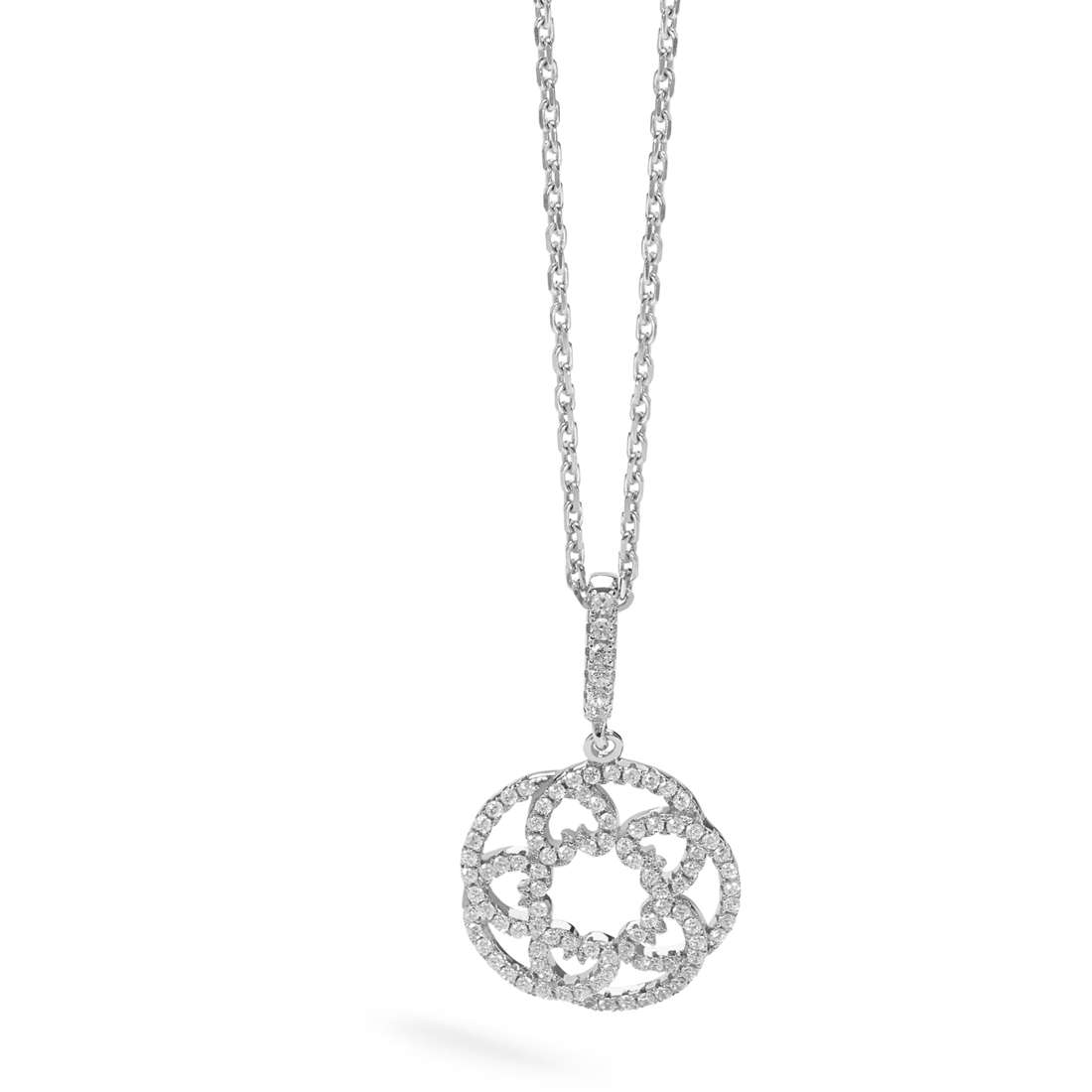 necklace woman jewellery Ambrosia Glam Love AAG 182