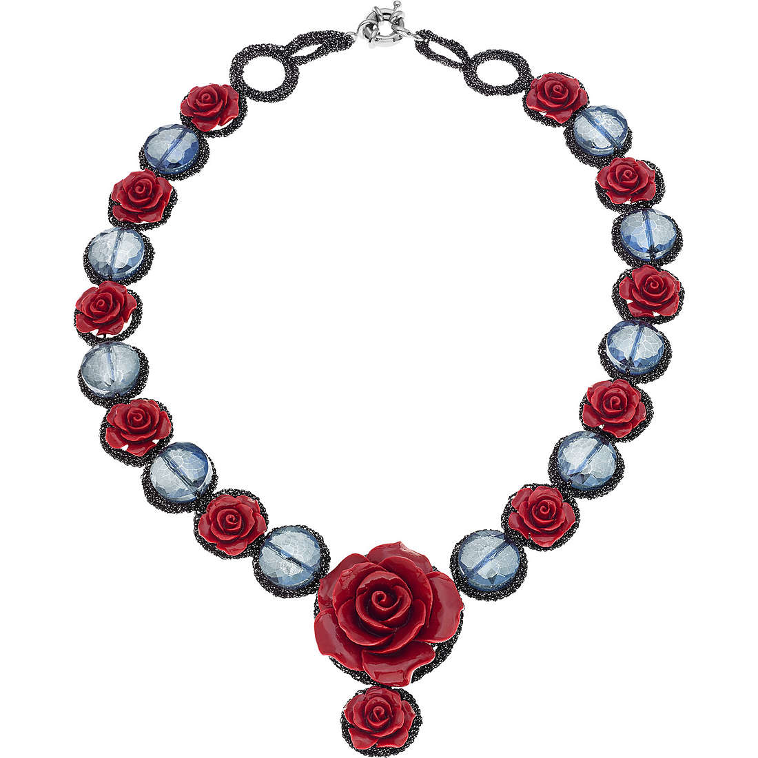 necklace woman jewellery Ambrosia Rose ABG 027
