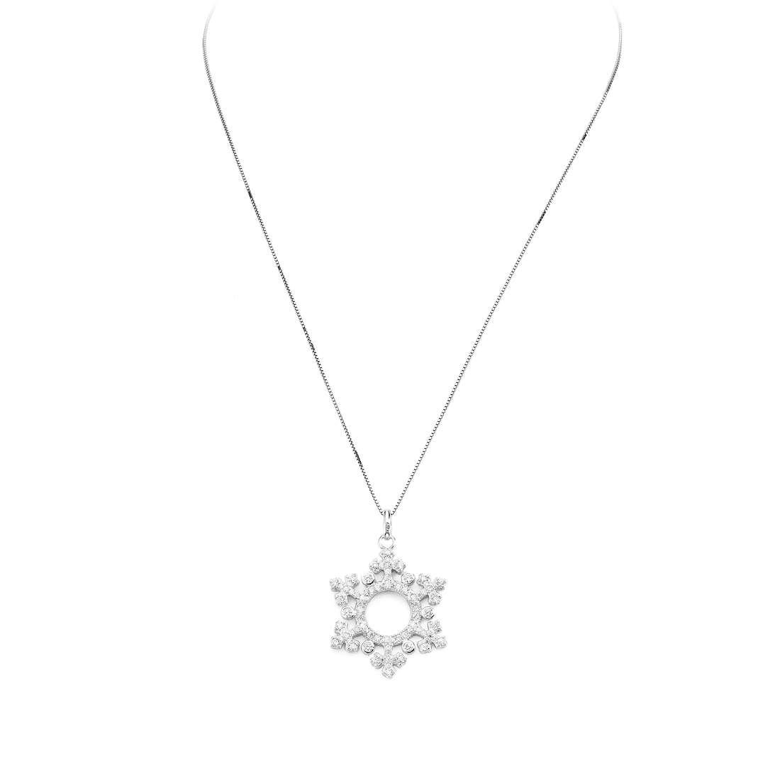 necklace woman jewellery Amen Corone CLPC1