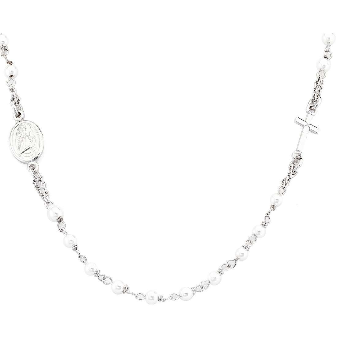 necklace woman jewellery Amen CROBS3
