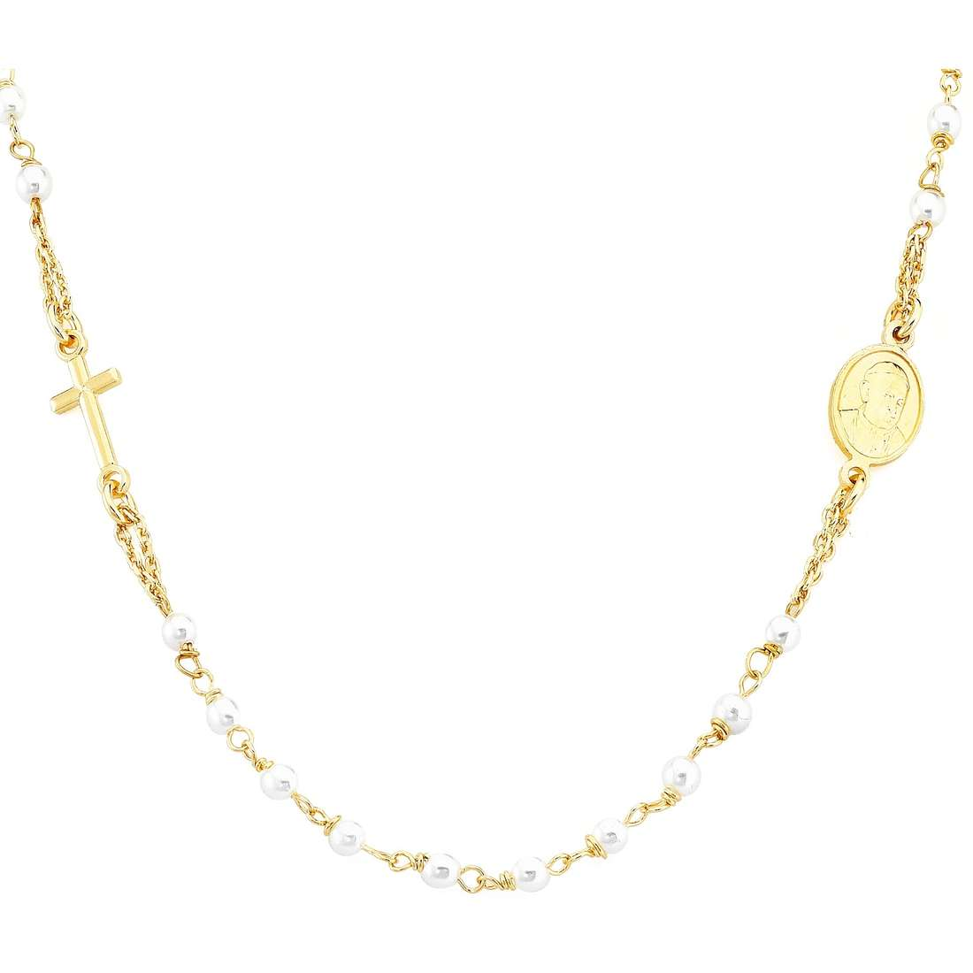 necklace woman jewellery Amen CROGS3