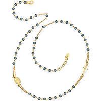 necklace woman jewellery Amen Rosario CROGBL3