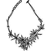 necklace woman jewellery Batucada Bamboo BTC16-09-01-04