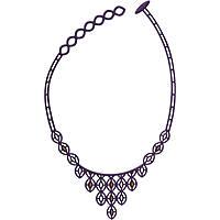 necklace woman jewellery Batucada Bysance BTC17-09-01-02PG