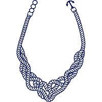 necklace woman jewellery Batucada Marina BTC15-10-01-01BL
