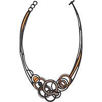 necklace woman jewellery Batucada Saturne BTC12-01-01-02SG