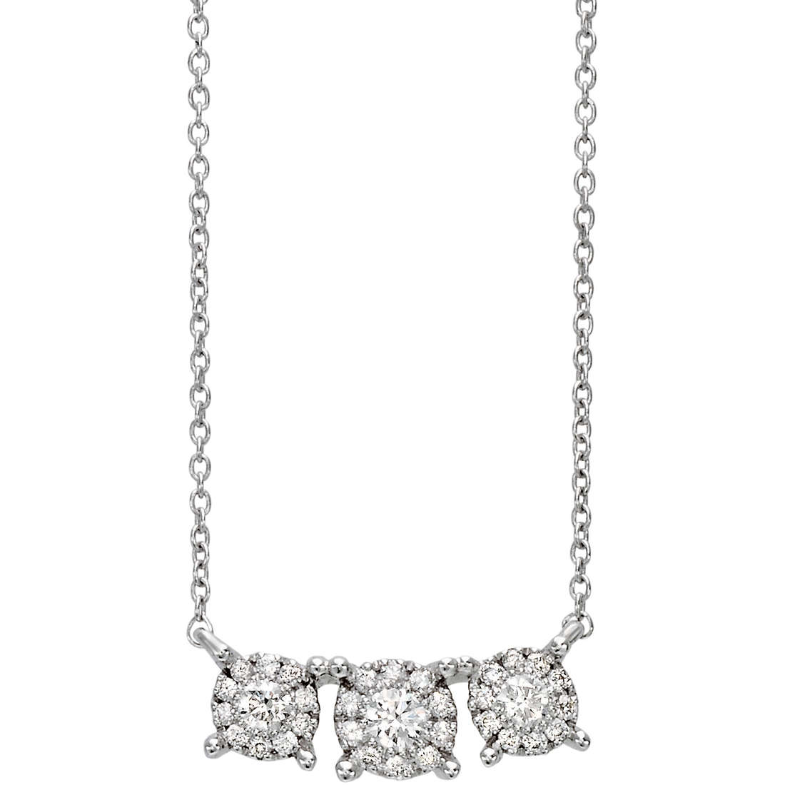 necklace woman jewellery Bliss Caresse 20070837