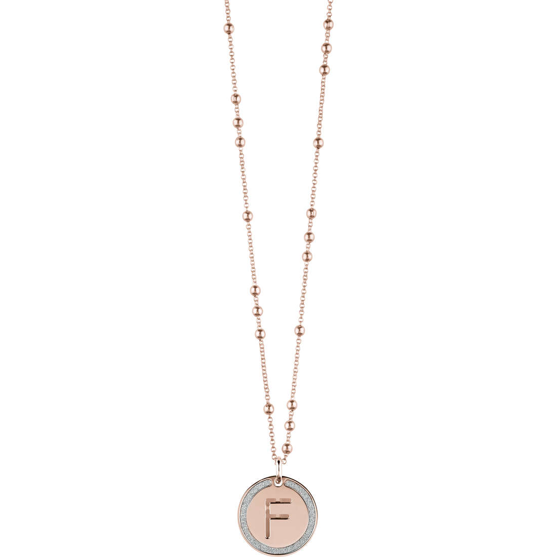 necklace woman jewellery Bliss Love Letters 20071305
