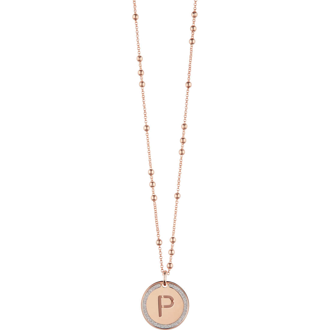 necklace woman jewellery Bliss Love Letters 20071314