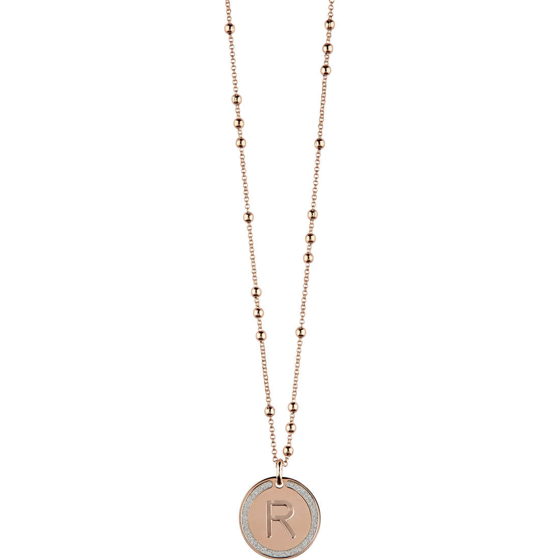 necklace woman jewellery Bliss Love Letters 20071315