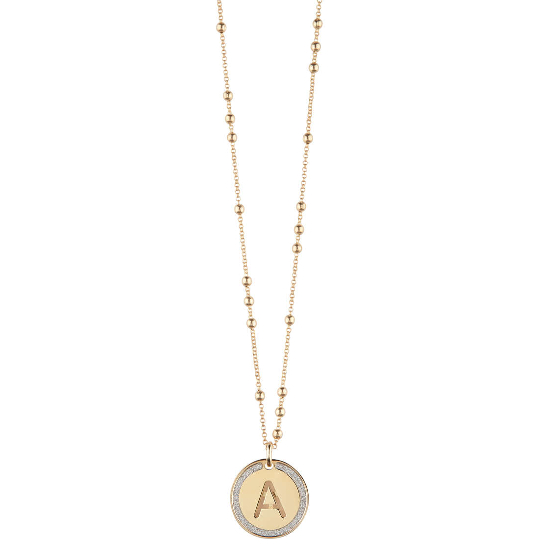 necklace woman jewellery Bliss Love Letters 20071323
