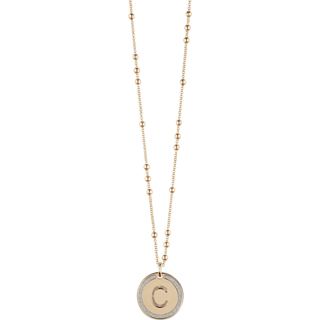 necklace woman jewellery Bliss Love Letters 20071330