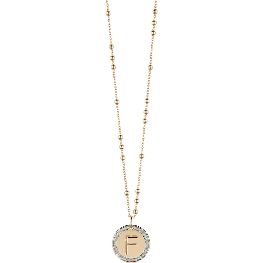 necklace woman jewellery Bliss Love Letters 20071335
