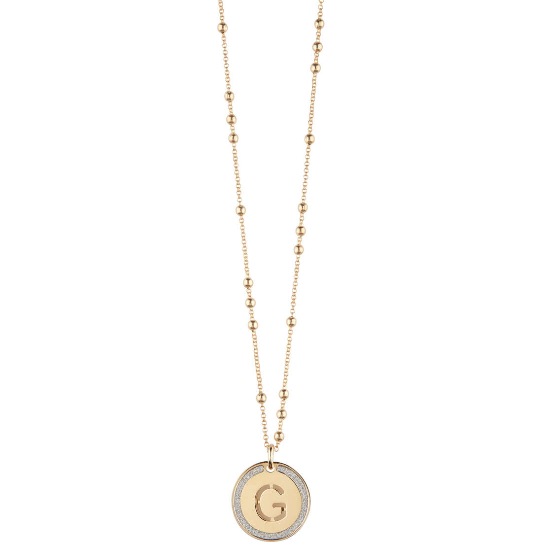 necklace woman jewellery Bliss Love Letters 20071337