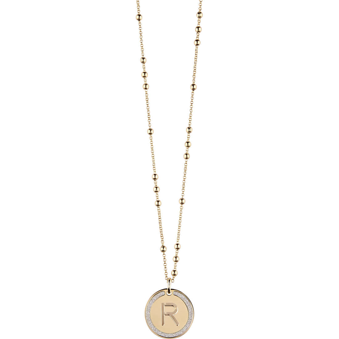 necklace woman jewellery Bliss Love Letters 20071354