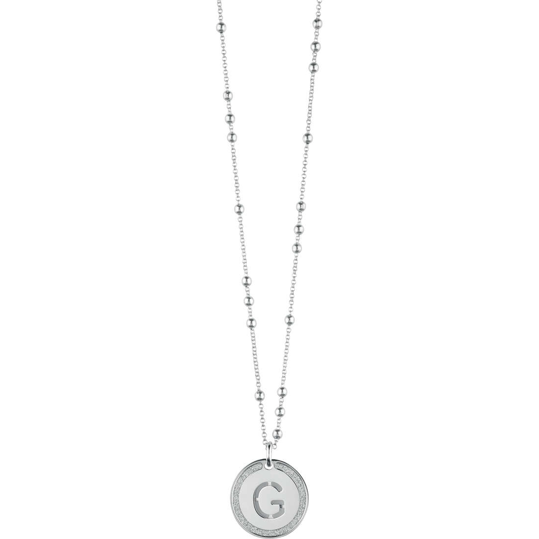 necklace woman jewellery Bliss Love Letters 20071370