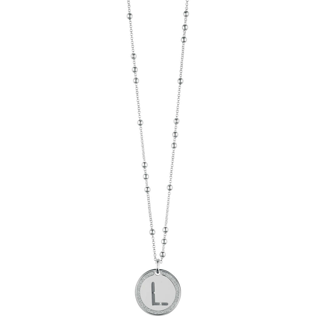 necklace woman jewellery Bliss Love Letters 20071374