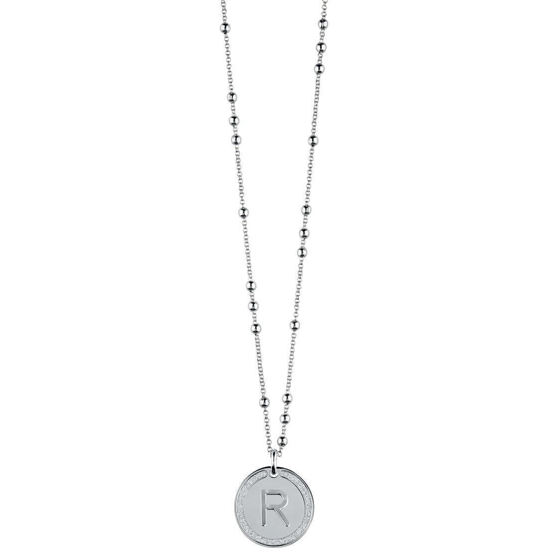 necklace woman jewellery Bliss Love Letters 20071384