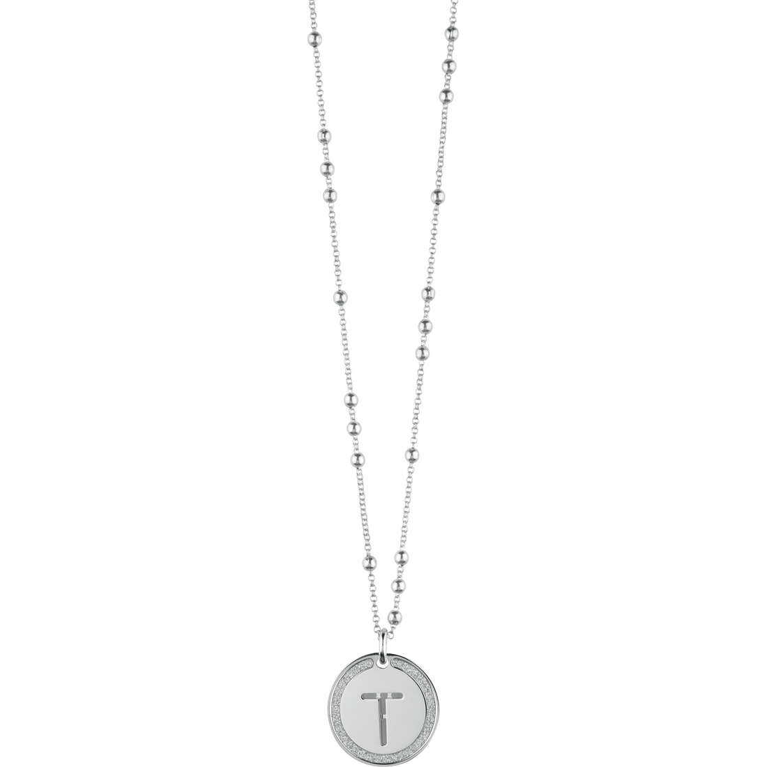 necklace woman jewellery Bliss Love Letters 20071387