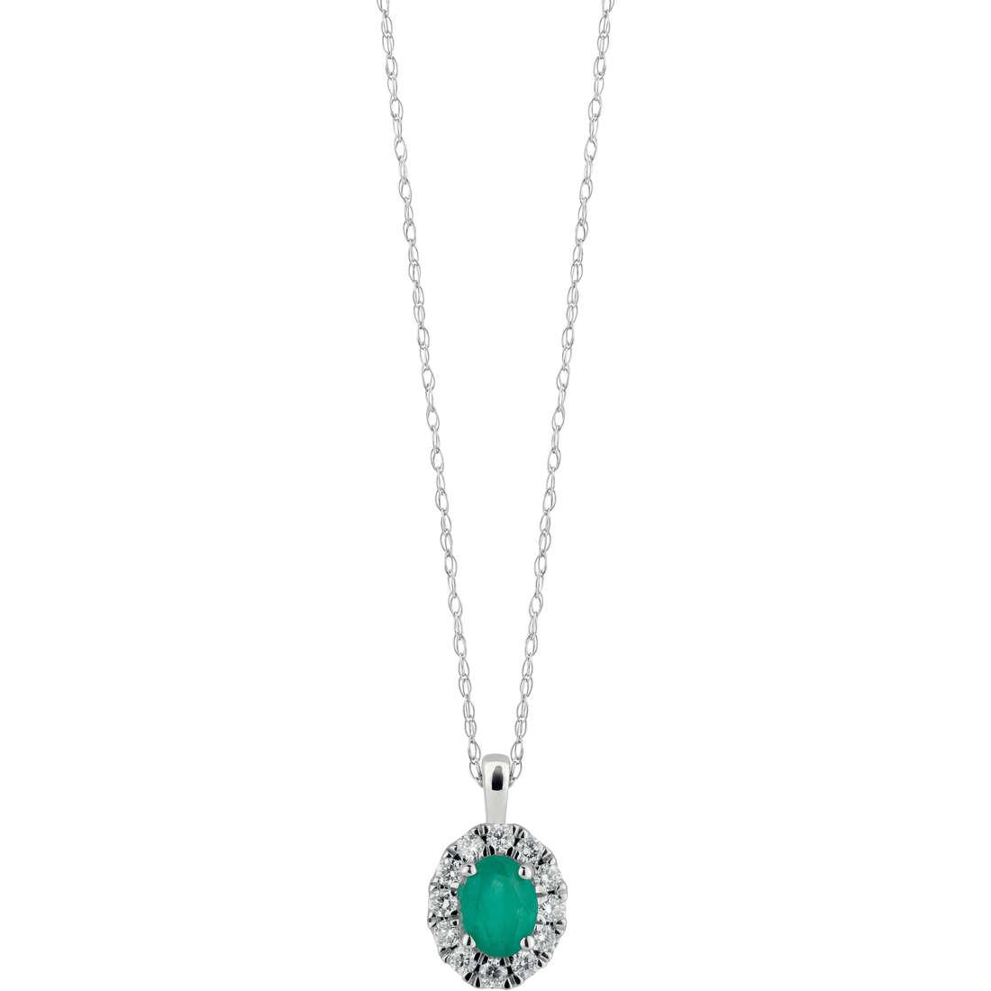 necklace woman jewellery Bliss Polka 20070618