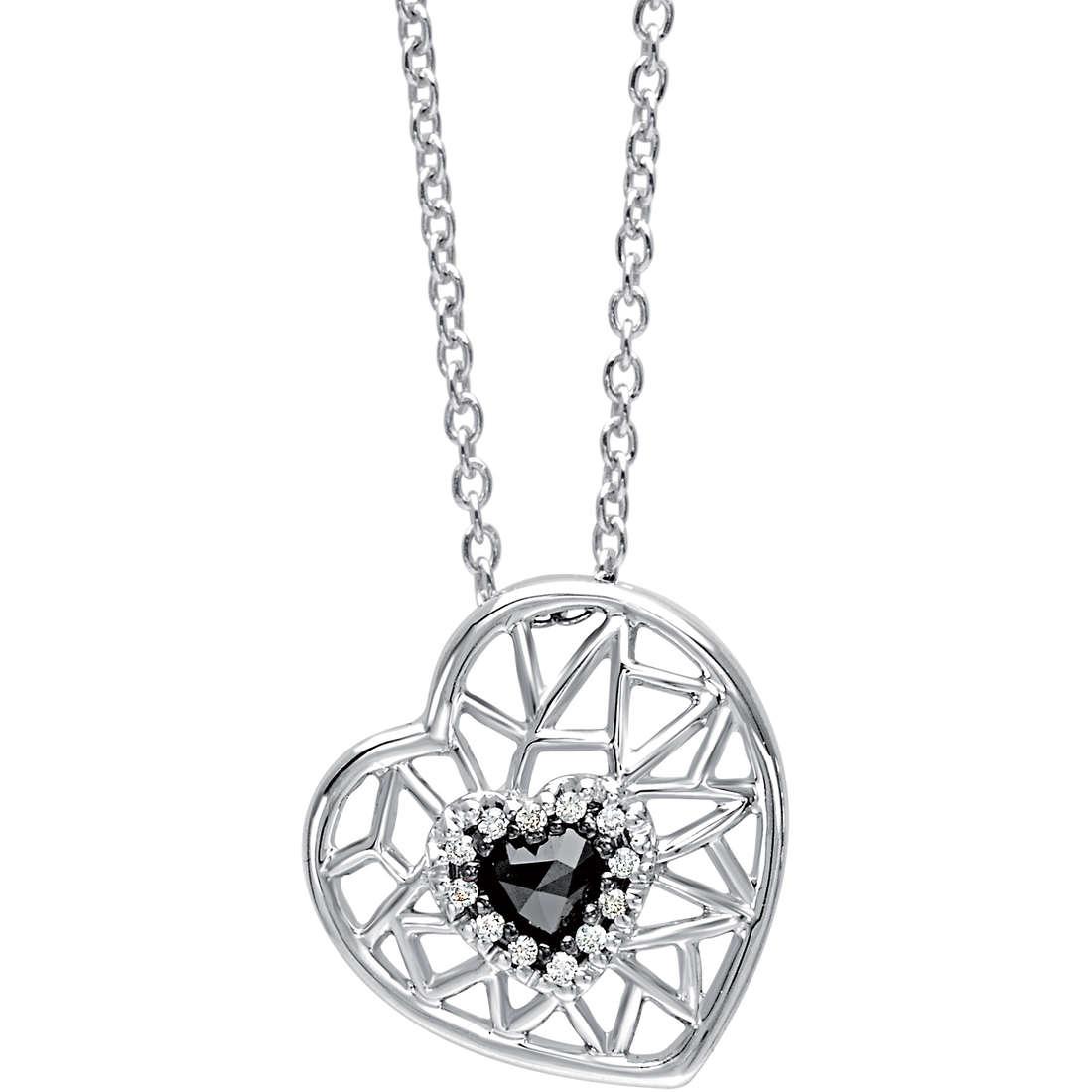 necklace woman jewellery Bliss Regina Di Cuori 20070731
