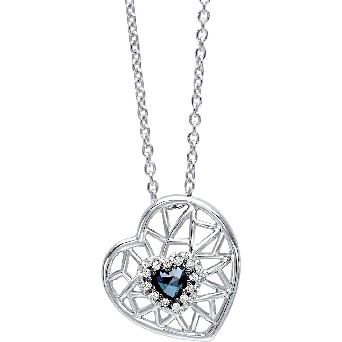 necklace woman jewellery Bliss Regina Di Cuori 20070734