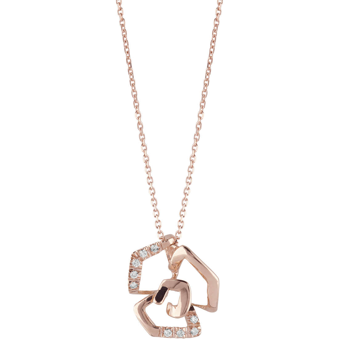 necklace woman jewellery Bliss Rosae 20070902