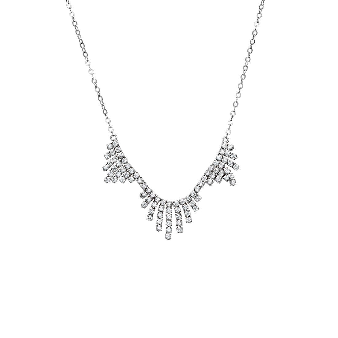 necklace woman jewellery Bliss Shine 20069758