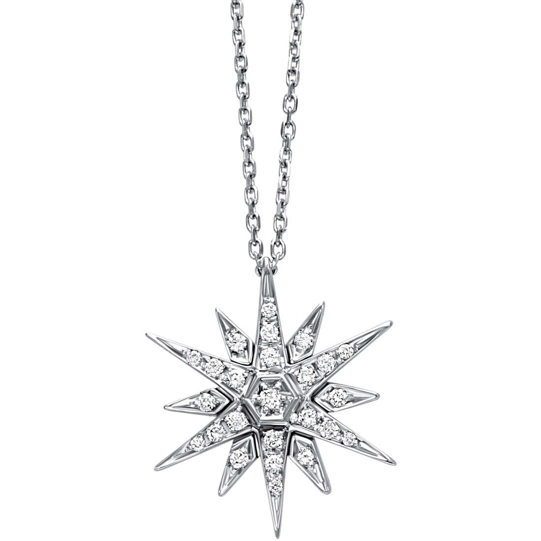 necklace woman jewellery Bliss Shine 20069911