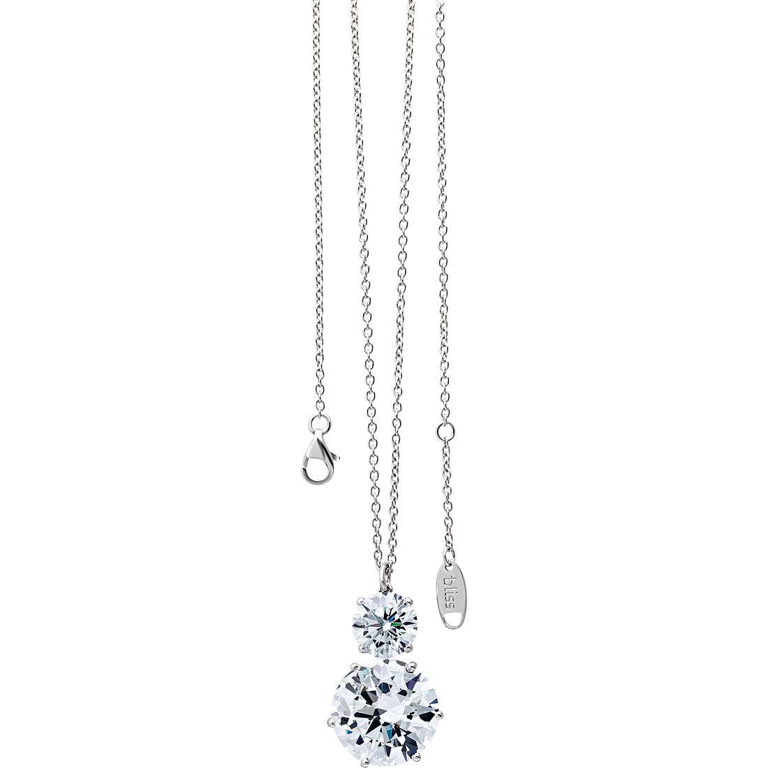 necklace woman jewellery Bliss True Love 20059291