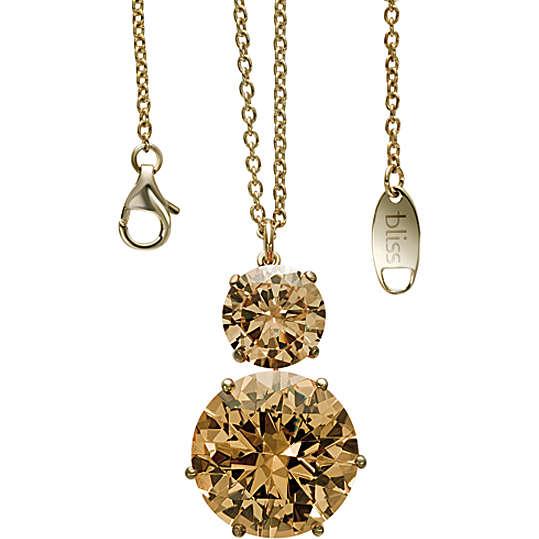 necklace woman jewellery Bliss True Love 20059303