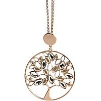 necklace woman jewellery Boccadamo My Trees XGR321RS