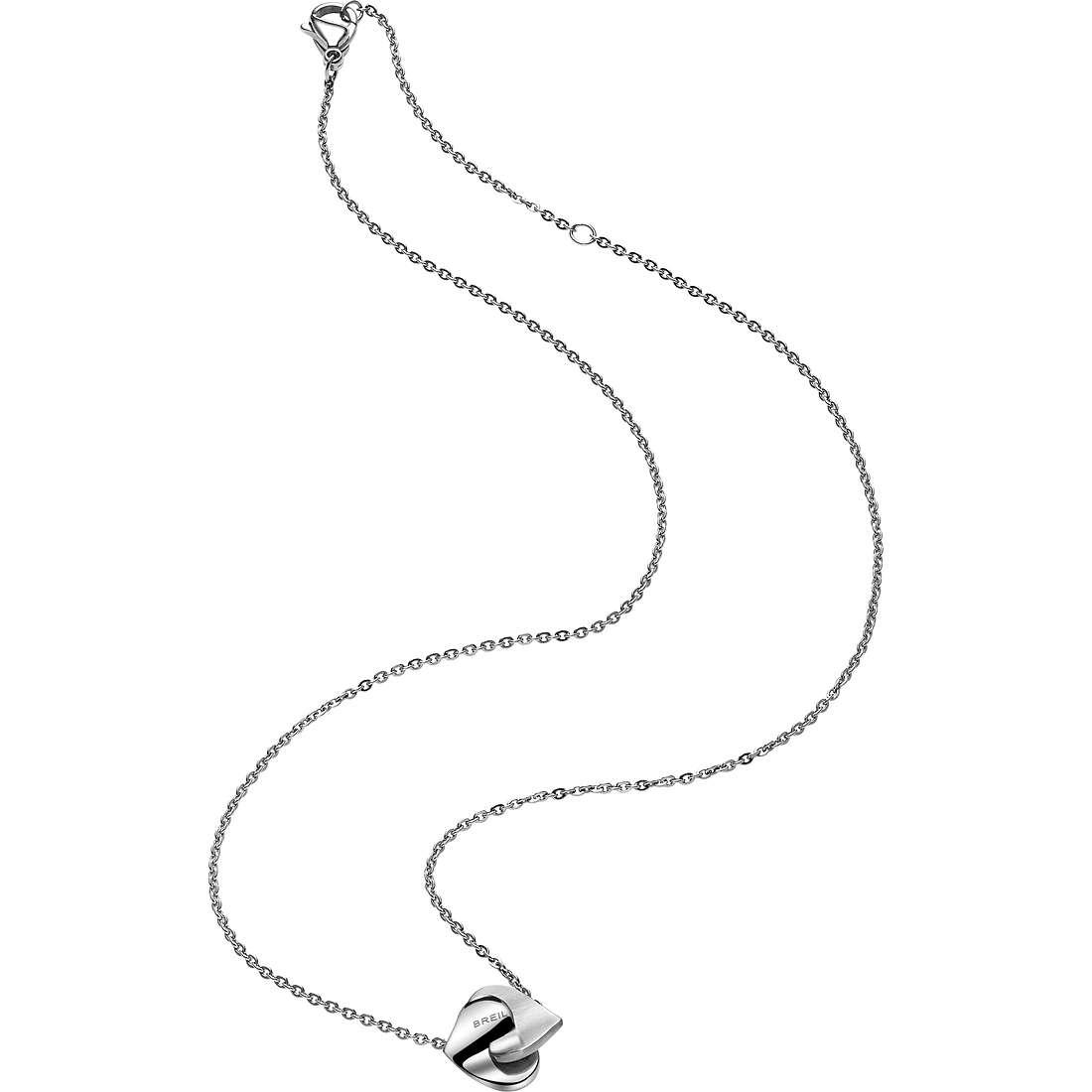 necklace woman jewellery Breil Beat Flavor TJ1489