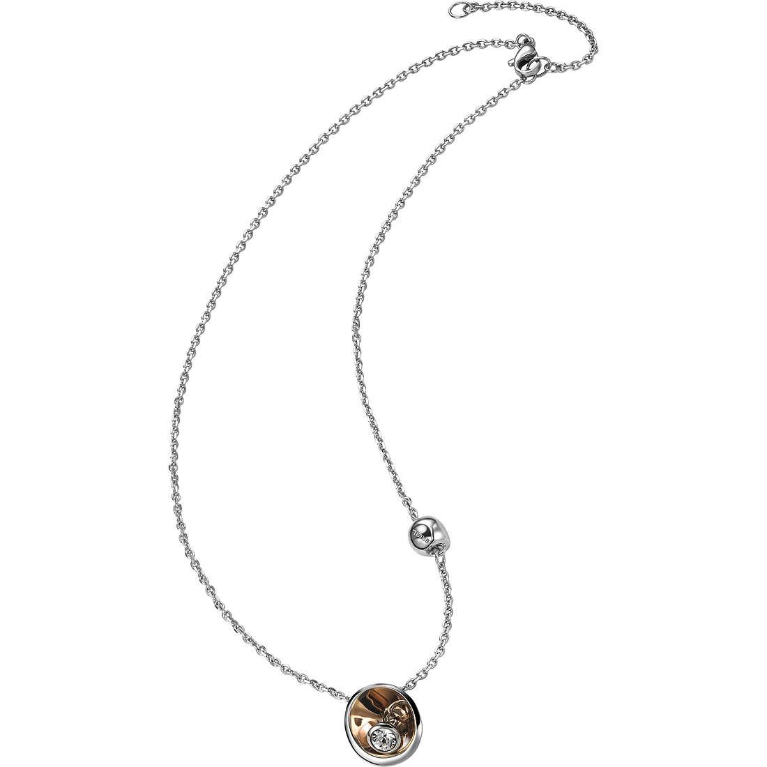 necklace woman jewellery Breil Celebrate TJ1644