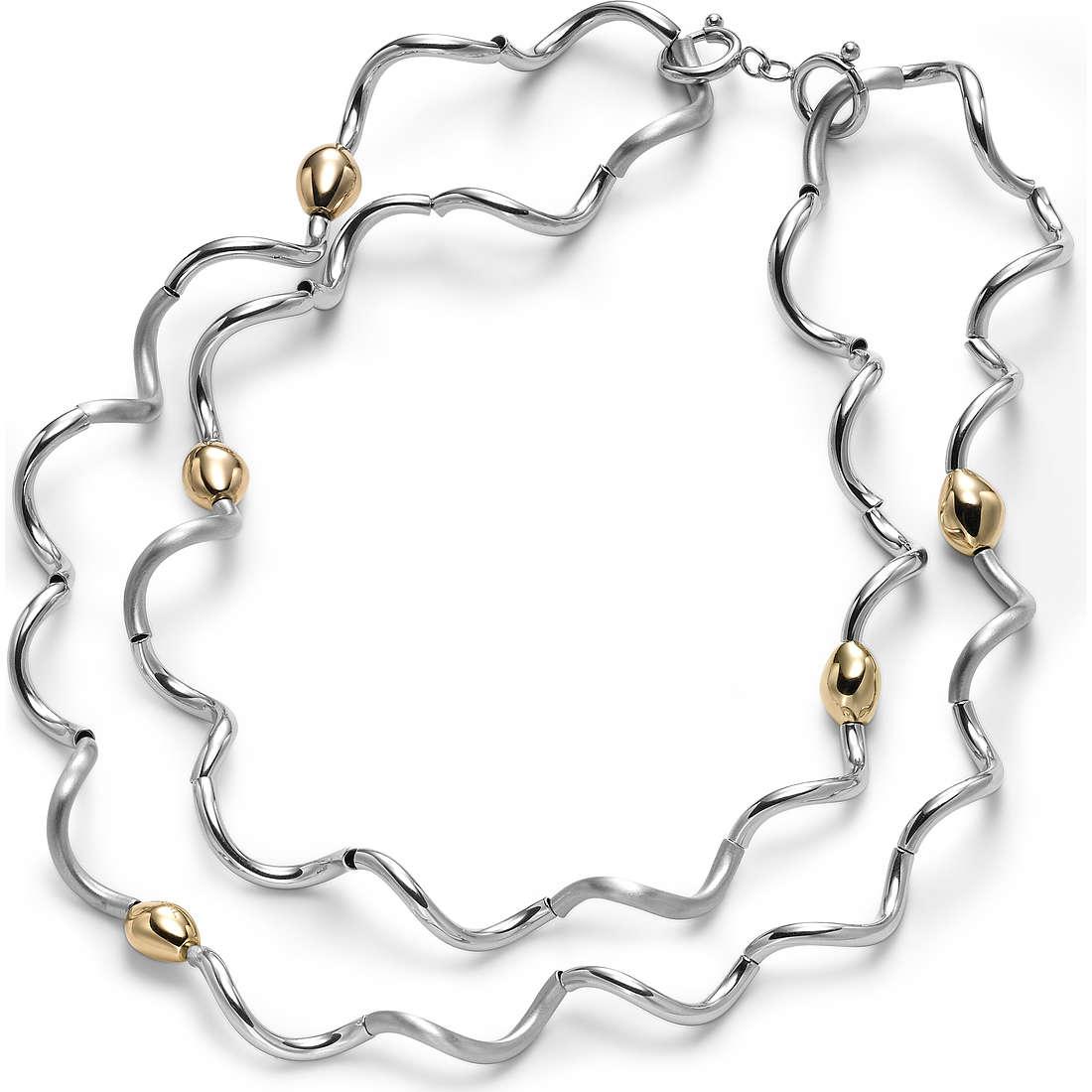 necklace woman jewellery Breil Flowing TJ1574