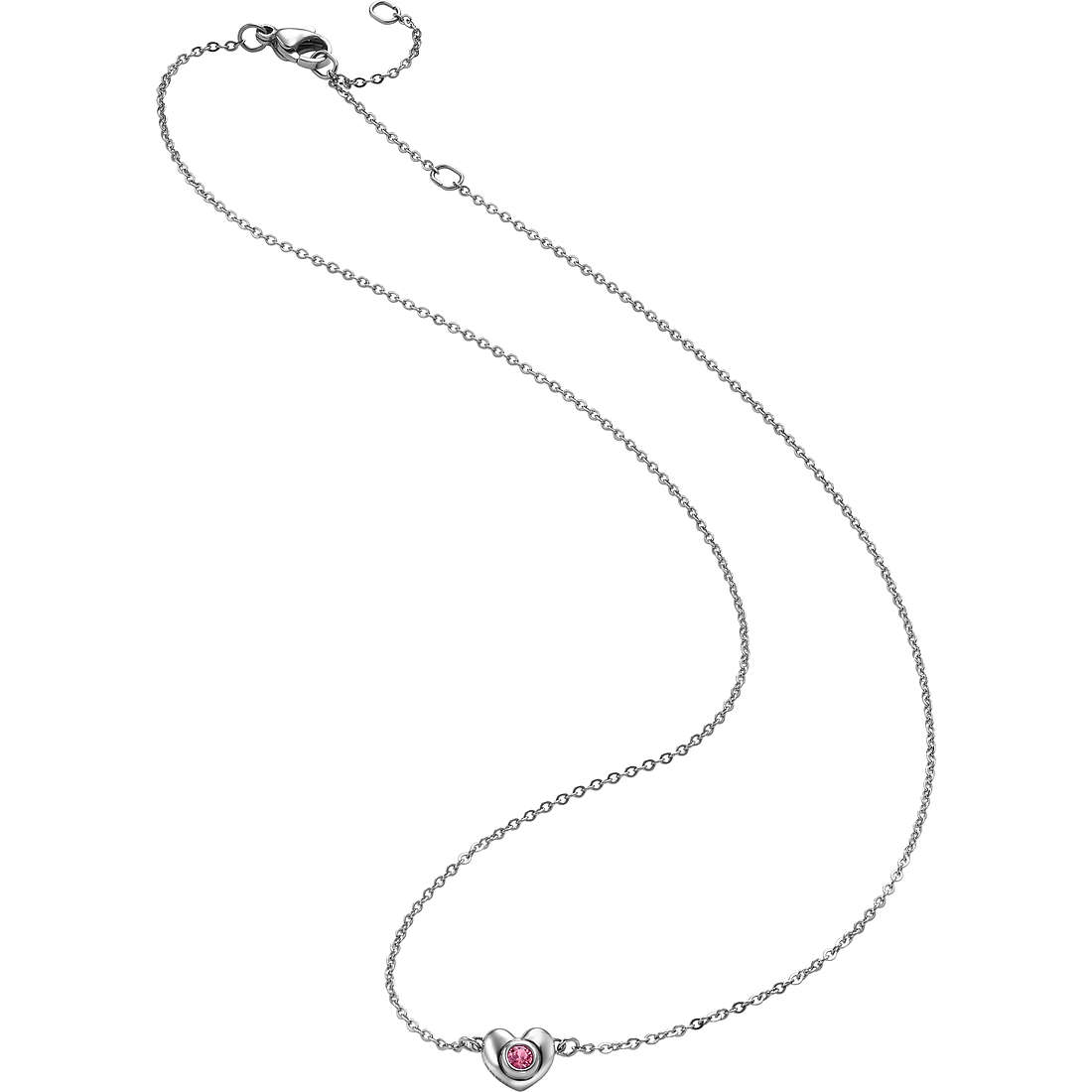 necklace woman jewellery Breil Love Around TJ1705
