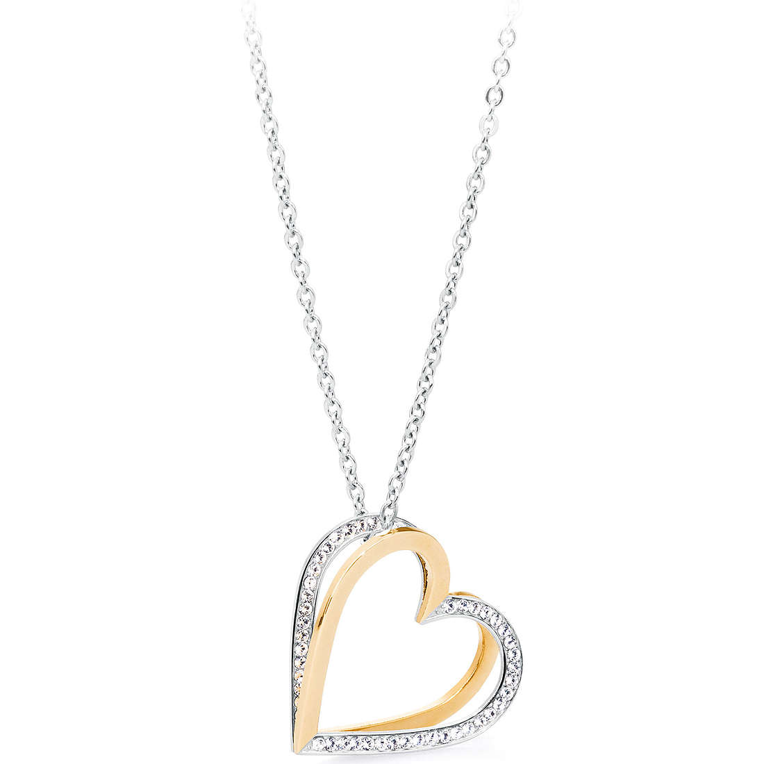 necklace woman jewellery Brosway Frame BFM06