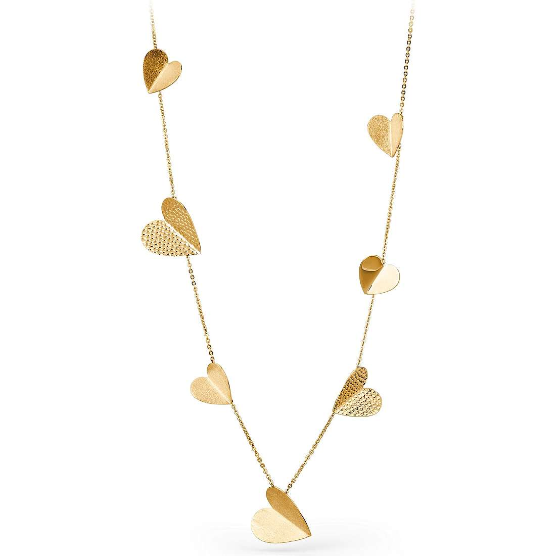 necklace woman jewellery Brosway Heart Beat BHB03