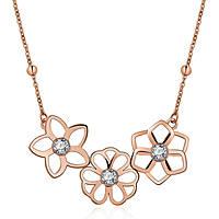 necklace woman jewellery Brosway Ikebana BKE06