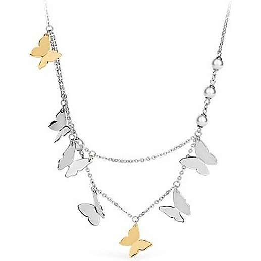 necklace woman jewellery Brosway Papillon BPP03